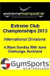 Extreme Trampoline Club Championships 2013