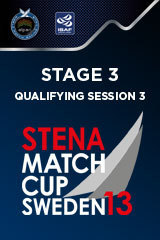 Qualifying Session 3, Stena Match Cup Sweden