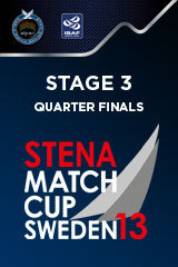 Quarter Finals, Stena Match Cup Sweden