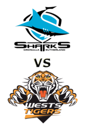 Sharks vs. Tigers