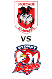 Dragons vs. Roosters