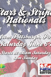 Stars & Stripes Nationals- USA BMX PRO racing series