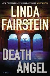 Linda Fairstein signs DEATH ANGEL