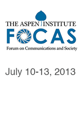 Focas 2013: July 11, 12 and 13