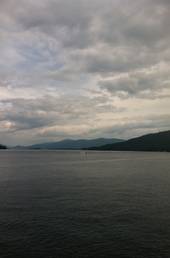 Cruising Lake George