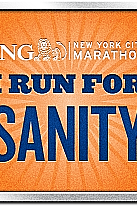 NYC Marathon training log