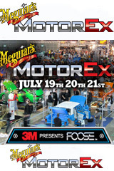 MOTOREX  20th JULY 9.30AM -1.30PM