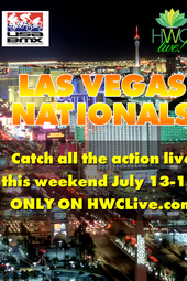 LAS VEGAS NATIONALS USA BMX