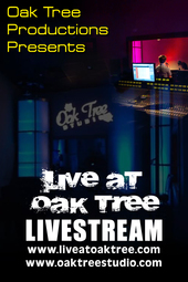 Terry Tripp - Live At Oak Tree: Livestream