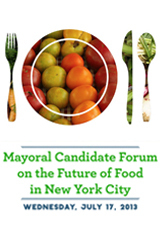 Mayoral Candidate Forum: Future of NYC Food
