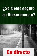 ¿Se siente seguro en Bucaramanga? Pregúntele al Comandante de Policía de Bucaramanga