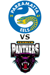 Eels vs. Panthers