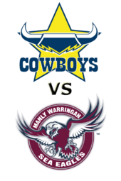 Cowboys vs. Sea Eagles