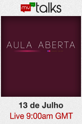 "Aula Aberta ""Prof. Luigino Bruni"""