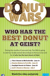 Donut Wars WINNER Announced