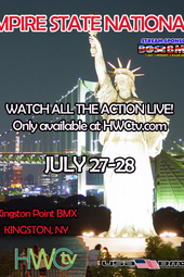 EMPIRE STATE NATIONALS- USA BMX TOUR