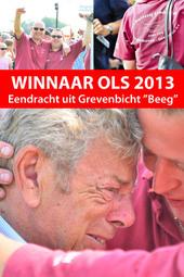 """Huldiging winnaar OLS """"Grevenbicht"""""""