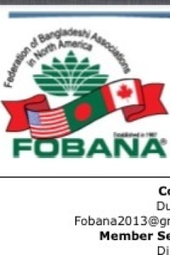 FOBANA Convention - 2013