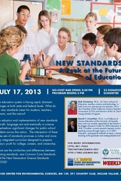 NEW STANDARDS: A Peek at the Future of Education