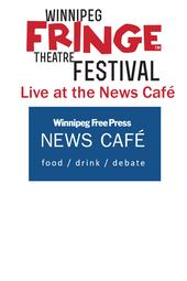Fringe Live at the News Café