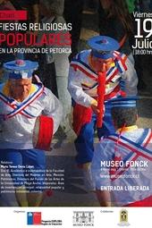 """Charla """"Fiestas religiosas populares en la comuna de Petorca"""""""
