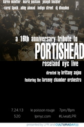 Tribute to Portishead: Live at Roseland NYC