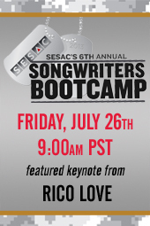 SESAC Songwriters Bootcamp