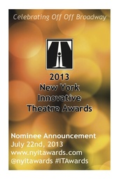 2013 Nominee Announcement Party