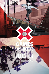 X Games Los Angeles: Pepper