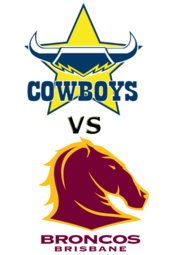 Cowboys vs. Broncos