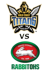 Titans vs. Rabbitohs