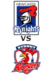 Knights vs. Roosters