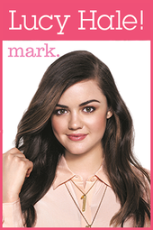 Chat with mark. & Lucy Hale