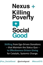 Nexus + Killing Poverty + SocialGood