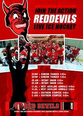 G32 - Swarm V Red Devils