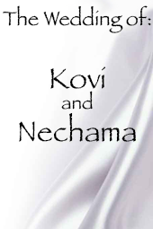 Nechama and Kovi's Wedding