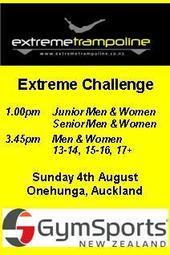 Extreme Trampoline Challenge