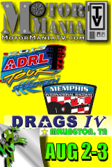 ADRL Memphis Drags IV