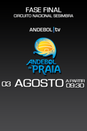 1.FASE FINAL - ANDEBOL DE PRAIA (ANDEBOL|tv)