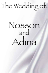 Nosson and Adina's Wedding