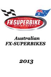 Australian FX Superbikes  Rnd 4 Qld Rwy