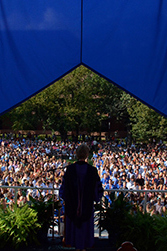 Opening Convocation for the Class of 2017