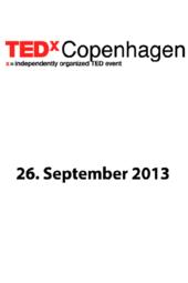 TEDxCopenhagen 2013