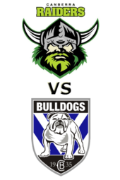 Raiders vs. Bulldogs