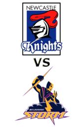 Knights vs. Storm