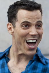 Jackass star Steve-O in the News Café