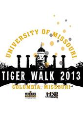 Tiger Walk 2013