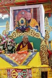 100 Million Mani Retreat in Mongolia