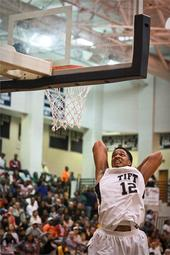 Tift County's Tadric Jackson's makes his decision!