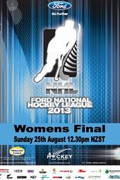 Ford NHL 2013 - Women's Final